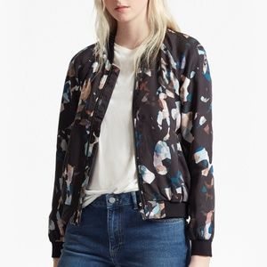 French Connection Jackets & Coats - French Connection Cornucopia Bomber Jacket